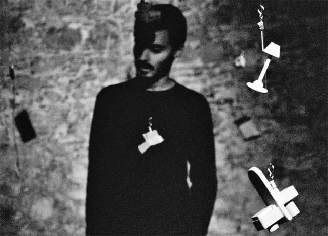'Me faltan dedos': laboratorio de creación a cargo de Xavier Bobés, en el Teatro Josep Maria de Sagarra de Santa Coloma de Gramenet. Festival IF Barcelona