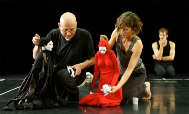 Curso de Eric de Sarria en París: introducción al Universo de Fhilippe Genty