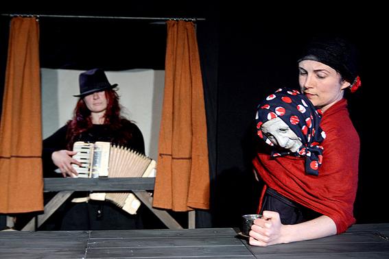 Presentación del Estudio sobre el sector del Teatro Visual y de Títeres, hecho por UNIMA Cataluña y Toni Rumbau