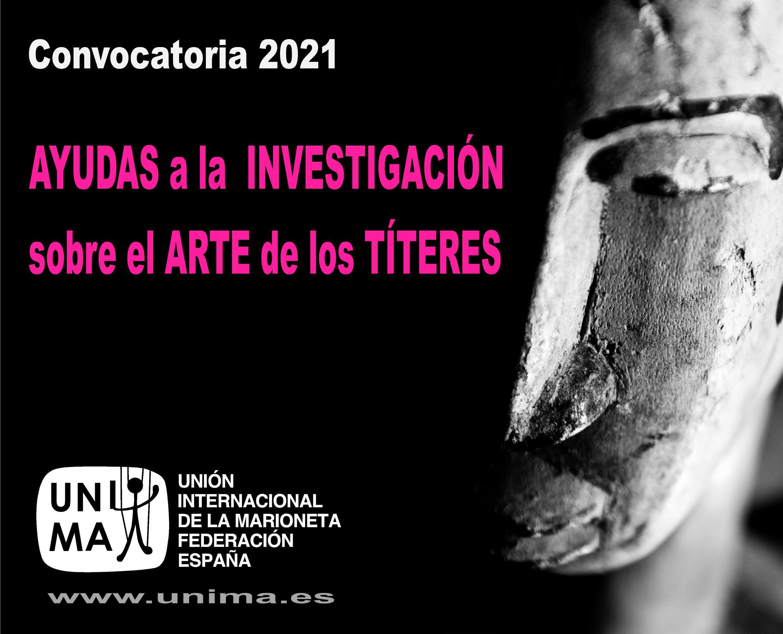 Ayudas a la Investigación 2021