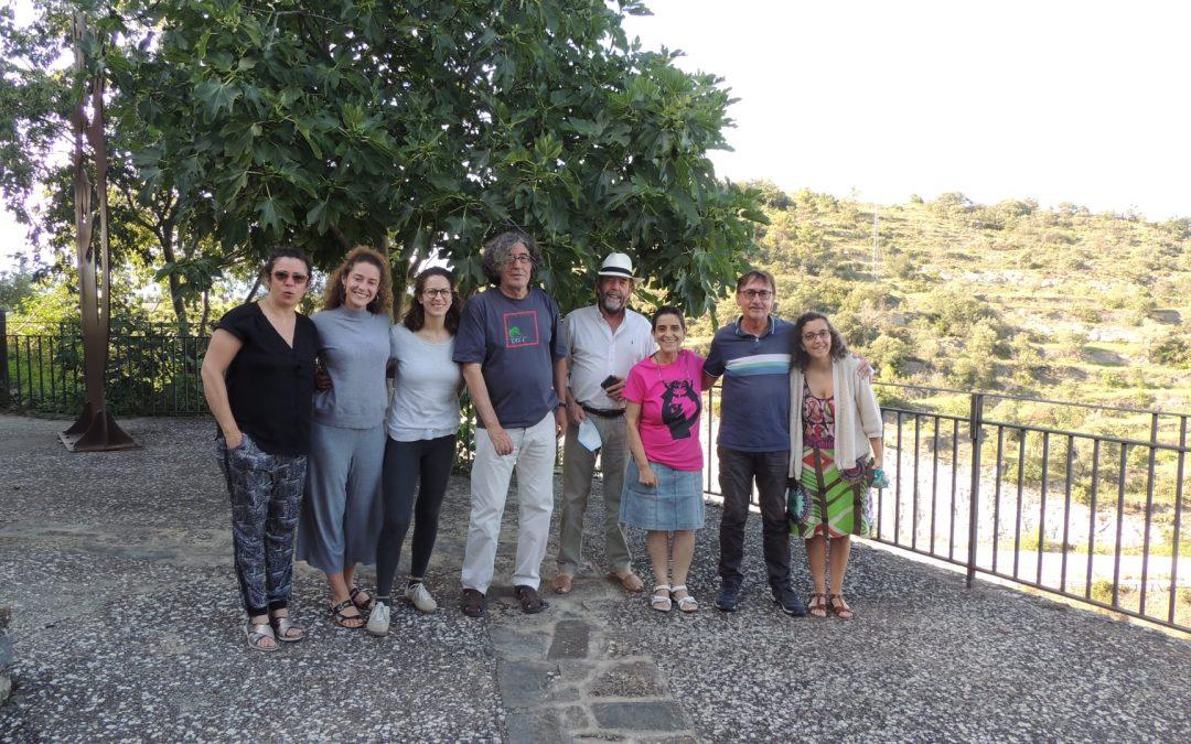 Escuela de Verano 2021 en Aragón: la casa de los títeres